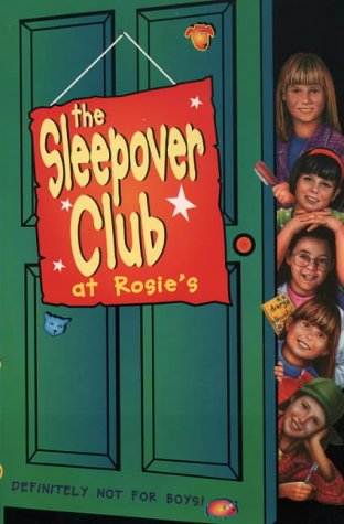 9780006752356: The Sleepover Club at Rosie's