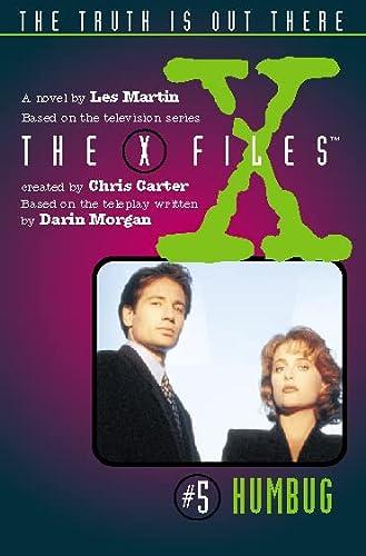 9780006752400: X-Files (5) - Humbug (The X-files)