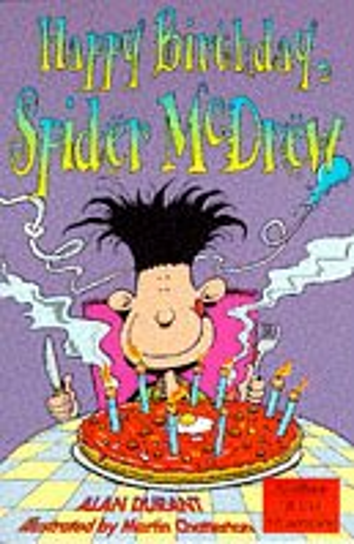 9780006752561: Happy Birthday, Spider McDrew (Red Storybook)