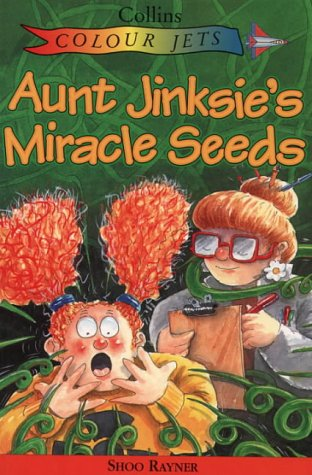 9780006752592: Aunt Jinksie's Miracle Seeds (Colour Jets)