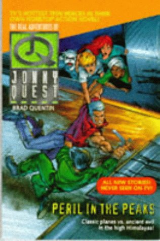 9780006752677: Jonny Quest: Peril in the Peaks (The real adventures of Jonny Quest)