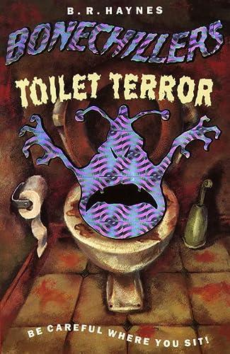 9780006752745: Toilet Terror (Bone Chillers)
