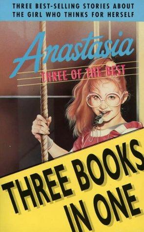 9780006752875: Anastasia: Three of the Best