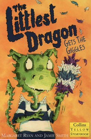 9780006752929: The Littlest Dragon Gets the Giggles (Collins Yellow Storybooks)