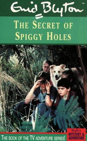 9780006753179: Secret of Spiggy Holes: Film-script Novelisation (The Secrets Series)