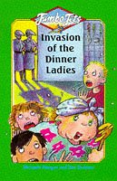 9780006753216: Invasion of the Dinner Ladies (Jets)