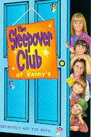 9780006753353: The Sleepover Club (5) - Sleepover at Kenny's: Definitely Not For Boys!: Meet My Sister, Molly the Monster