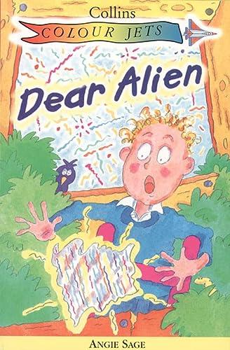 9780006753407: Dear Alien (Colour Jets)