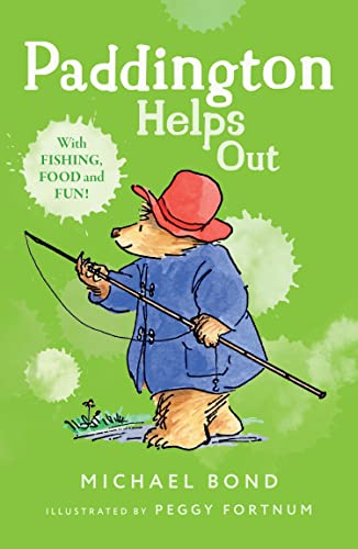 9780006753445: Paddington Helps Out
