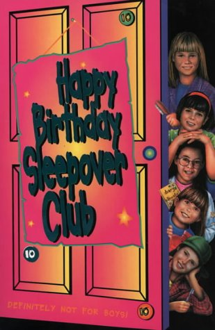 9780006753476: Happy Birthday, Sleepover Club (The Sleepover Club)