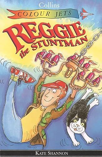 9780006753575: Reggie the Stuntman (Colour Jets)