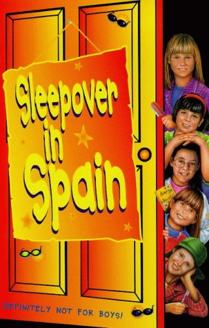 9780006753957: Sleepover in Spain (The Sleepover Club)