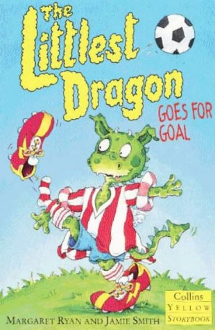 9780006754138: Yellow Storybook - Littlest Dragon Goes for Goal (Collins Yellow Storybooks)