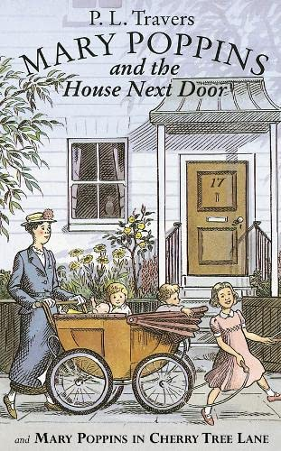 9780006754145: Mary Poppins in Cherry Tree Lane AND Mary Poppins and the House Next Door (2 in 1)