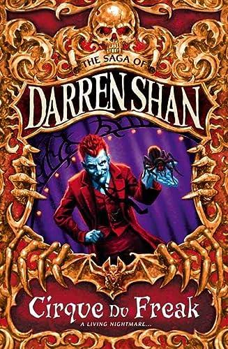 9780006754169: Cirque Du Freak (The Saga of Darren Shan, Book 1)