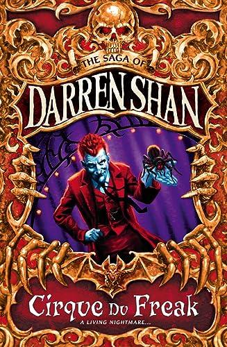 9780006754169: Cirque Du Freak (The Saga of Darren Shan Book 1)