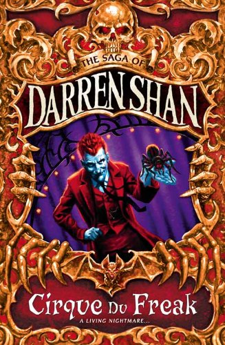 9780006754169: CIRQUE DU FREAK (THE SAGA OF DARREN SHAN BOOK 1)