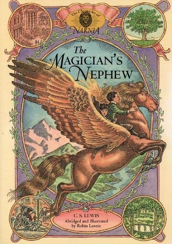 9780006754282: The Magician's Nephew: Graphic Novel (The Chronicles of Narnia)