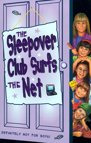 9780006754459: The Sleepover Club Surf the Net
