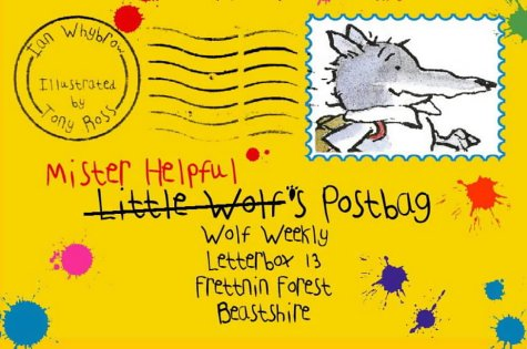 9780006754510: Little Wolf's Postbag