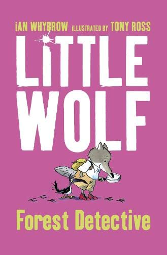 9780006754527: Little Wolf, Forest Detective