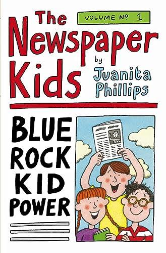 9780006754602: The Newspaper Kids (1) - Blue Rock Kid Power