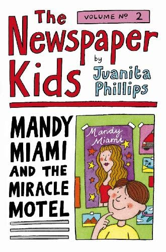9780006754619: Mandy Miami and the Miracle Hotel (Newspaper Kids)