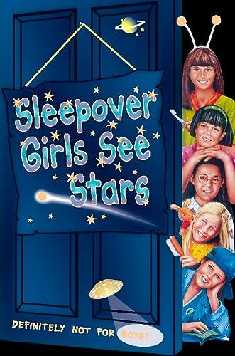 9780006755043: Sleepover Girls See Stars (The Sleepover Club)