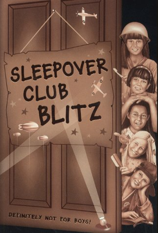 9780006755074: Sleepover Club Blitz (The Sleepover Club)