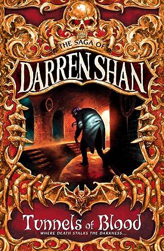 9780006755142: Tunnels of Blood - The Saga of Darren Shan, Book 3