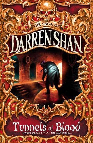 9780006755142: Tunnels of Blood (The Saga of Darren Shan, Book 3)