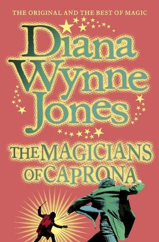 9780006755166: The Magicians of Caprona (The Chrestomanci Series, Book 2)