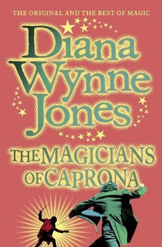 9780006755166: The Magicians of Caprona (Chrestomanci Books)