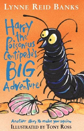 9780006755357: Harry the Poisonous Centipede's Big Adventure