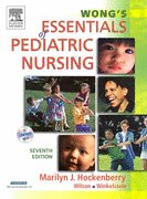 9780006768821: Wong's Essentials of Pediatric Nursing- Text Only