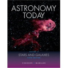 Astronomy Today, Volume 2- Text Only: J.K