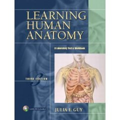 9780006787808: Learning Human Anatomy: A Laboratory Text and Workbook- Text Only
