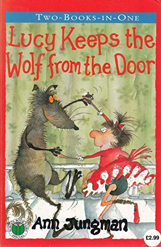 9780006791386: LUCY AND THE WOLF IN SHEEPS CLOTHING AND LUCY KEEPS THE WOLF FROM THE DOOR.
