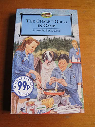 9780006792451: The Chalet Girls in Camp