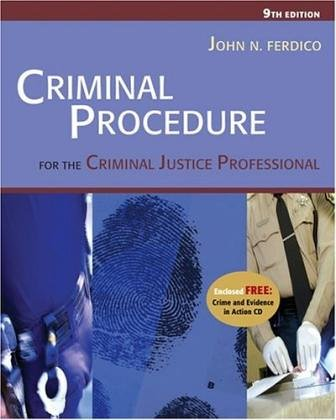 9780006810285: Criminal Procedures for the Criminal Justice Professional (9th Edition) Text Only