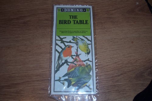 9780006854456: Bird Table (Domino)