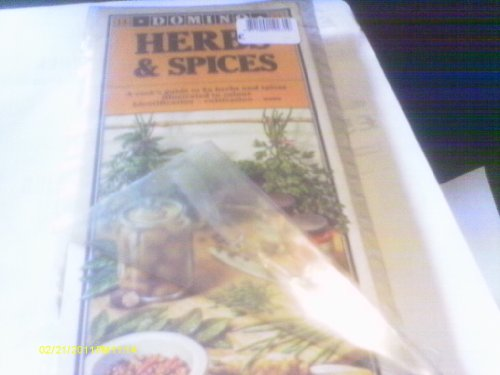 9780006854531: Herbs and Spices ~ A cook's guide to 60 herbs and spices (Domino series no.13)