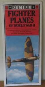 9780006854647: Fighter Planes of World War II (Domino)