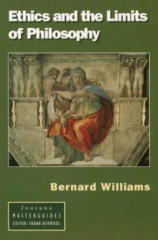 9780006860013: Ethics and the Limits of Philosophy (Fontana masterguides)