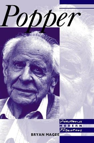 9780006860082: Popper (Fontana Modern Masters)