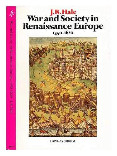9780006860174: 'WAR AND SOCIETY IN RENAISSANCE EUROPE, 1450-1620 (FONTANA HISTORY OF EUROPEAN WAR & SOCIETY)'