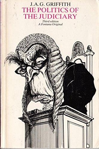 9780006860204: The Politics of the Judiciary