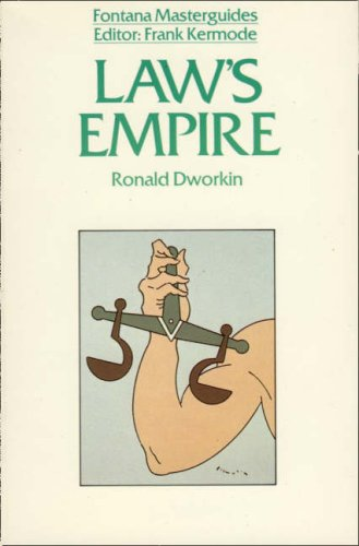 9780006860280: Law's Empire (Fontana master guides)