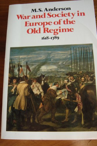 9780006860532: War and Society in Europe of the Old Regime 1618-1789