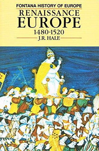 9780006860631: Renaissance Europe, 1480-1520 (Fontana History of Europe)